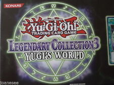 Legendary Collection Individual Yu-Gi-Oh! Cards