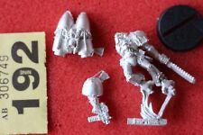 Games Workshop Warhammer 40k Chaos Space Marines Raptor Raptors Metal New Mint K