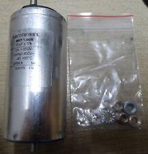C 44 AMFP 5100ZD0J 10uf 850 V DC 450 V AC à vis en polypropylène Terminal condensateur MKP