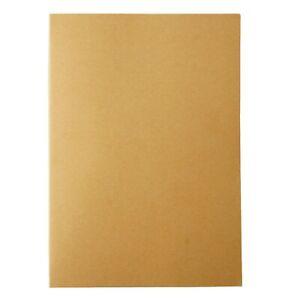 MUJI Blank Notebook a Book(Japanese Tankoubon) Size Unruled 184sheets