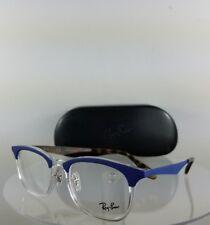 b9357adf9ac55 Completamente Nueva Auténtica Gafas Ray Ban Rb 7112 RB 7112 5684 azul claro
