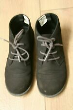 Gymboree Boys black ankle boots size 1
