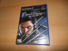 X-Men 2 II Wolverines Revenge PlayStation 2 PS2 Brand New Sealed PAL