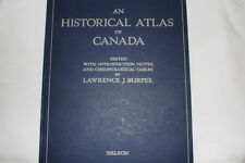 Historical Military Atlas of Canada Reference Book
