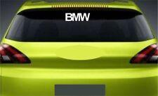 Rear Window Sticker Fits BMW M Sport M3 M5 Premium Qaulity Decals Graphics RL9