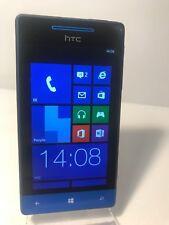 HTC Windows Phone 8S - 4GB-Azul del Atlántico (Desbloqueado) Teléfono Inteligente Móvil