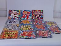 now thats what i call music cd album bundle x14 lot joblot 48,49,53,64,66,67,68,