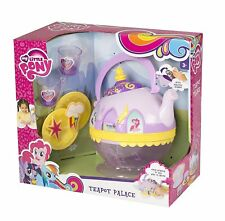 My Little Pony Musical Teapot Palace Tea Party Teaset Play set New Girls Toys