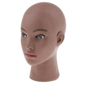 Lightweight Makeup Wigs Mannequin Head Hat Glasses Display Manikin Model