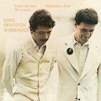 CARLOS SANTANA & MAHAVISHNU JOHN MCLAUGHLIN - LOVE DEVOTION SURRENDER  CD NEUF