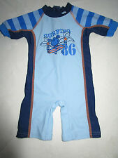 Boys Size 0  Summer Surfing one piece all in one from Target