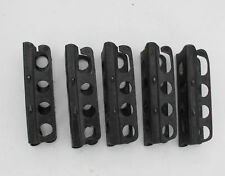 5 Lee Enfield .303 stripper/charger clips unused in very good condition