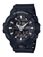 Casio G-Shock Uhr GA-700-1BER Analog,Digital Schwarz