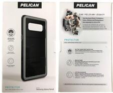 New Original PELICAN Protector Black / Light Gray Case for Samsung Galaxy Note 8