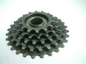 Maillard  - Atom, Close Range  5 Speed Freewheel , 14-28 Teeth,  1.37 x 24 TPI