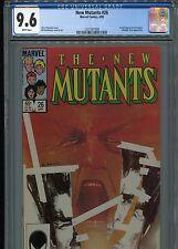 New Mutants #26   (First Legion)   CGC 9.6  WP