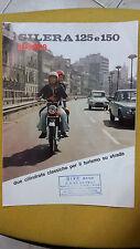 Depliant Brochure GILERA 125 e 150 5V ARCORE 1974  pagine 6