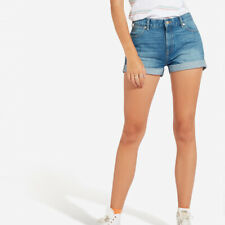WRANGLER  PANTALONE BOYFRIEND SHORT W29KVC245 COLORE DENIM