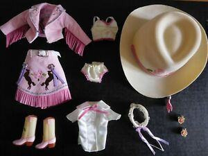 "LOT VETEMENTS NEO BLYTHE OUTFIT TAKARA 5th ANNIVERSARY ""MUSIC COUNTRY""  2006 TBE"