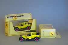2 Matchbox Models of Yesteryear Y-7 1912 Rolls Royce Cars (yellow), 1:48