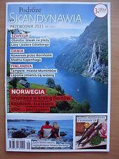 PODROZE POLECAJA 1/2011 SKANDYNAWIA - SZWECJA/Olandia/Goteborg/DANIA/Bornholm/