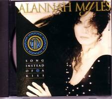 ALANNAH MYLES Song Instead of a EDIT PROMO DJ CD Single USA 1992 w/ BIO