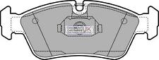 Genuine Trupart FRONT Brake Pads To Suit BMW 3 series 316 Ci PETROL