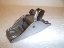 old tool FOSTER BLOCK PLANE ALUMINUM WOOD PLANER 101 size good condition