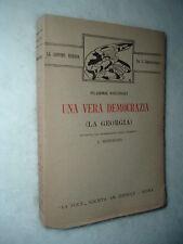 """Edizioni """"La VOCE"""": La GEORGIA - Una Vera Democrazia - Prima Edizione !!!"""