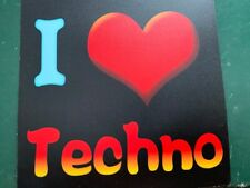 I LUV TECHNO,  SOUND ACTIVATED FLASHING PANEL   6