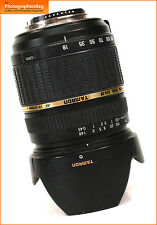 Tamron 18-200mm F3.5-6.3 LD DiII XR Aspherical Zoom. Nikon + Free UK Postage