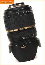 Tamron 18-200 mm F3.5-6.3 LD passe Xr ASPHÉRIQUE Zoom. Nikon + GRATUIT UK ENVOI
