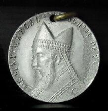 Médaille religieuse Saint Marcel A J Corbierre 22mm Medal