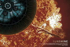 Sunshine Alternative Movie Poster by Nathan Chesshir Ltd Edition Not Mondo