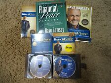Dave Ramsey Financial Peace University Kit - This system WORKS! Free Shipping!