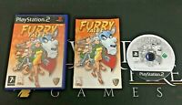 Furry Tales - Playstation 2 PS2 Game - TESTED/WORKING - UK PAL