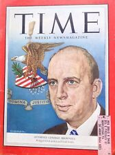 Time Magazine Attorney General Brownell February 16, 1953 091417nonrh2