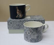 Spode William Morris liebre y tazas de Caléndula, Conjunto de 2 en una caja de regalo