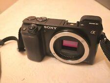 Sony A6000  24,3MPx Mirrorless apsc Solo Corpo