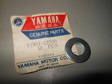 NOS OEM Yamaha TY250 HT1 YZ125 XS400 MX125 Plain Washer 92901-12200 AHRMA