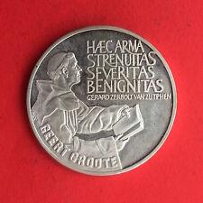 25 ECU 1990 PAYS BAS / HOLLANDE GEERT GROTE B.E - ARGENT.