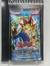 Yugioh Legend Blue Eyes White Dragon Booster Blister - LOB English Edition - New