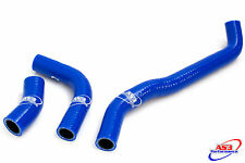 SUZUKI DRZ 400 S SM 2000-2016 HIGH PERFORMANCE SILICONE RADIATOR HOSES