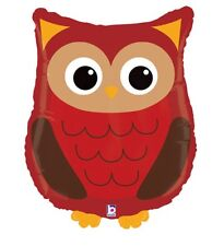 "Owl 26"" Balloon Birthday Party Decorations"