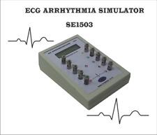 ECG/EKG Simulator 12 Lead 15 Arrhythmia Poratble, Digital, LCD Display