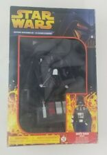 Darth Vader Costume Kids Star Wars Sith Lord w/ Lightsaber Halloween Fancy Dress
