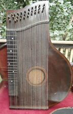 Vintage Antique Mandolin Zither String Instrument?