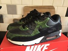 Nike Air Max 90 QS Green Python UK 8 Retro Rare