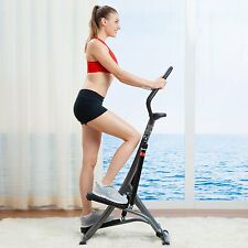 Stair Climber Exercise Machine Stepper Workout Folding Storage Fitness Cardio