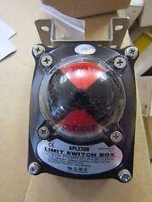 IP67 Intrinsically Safe Switch Box, Aluminium - Limit Switch - NEW  (P1) 7998840